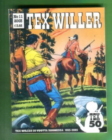 Tex Willer 11/03