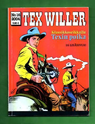 Tex Willer 16/04