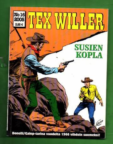 Tex Willer 16/05