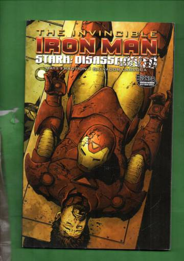 Invincible Iron Man: Vol. 4 - Stark Disassembled