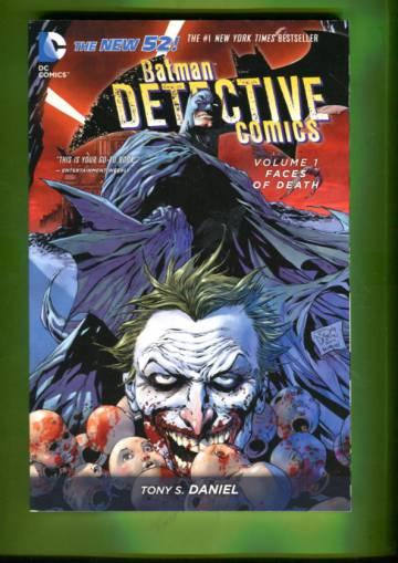 Batman - Detective Comics: Vol. 1 - Faces of Death