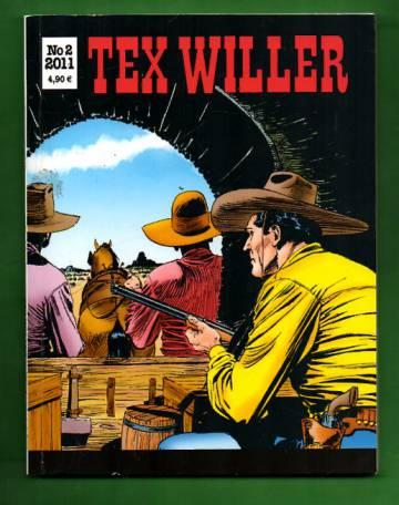 Tex Willer 2/11