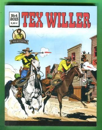 Tex Willer 4/13
