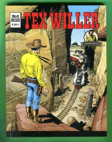 Tex Willer 9/13