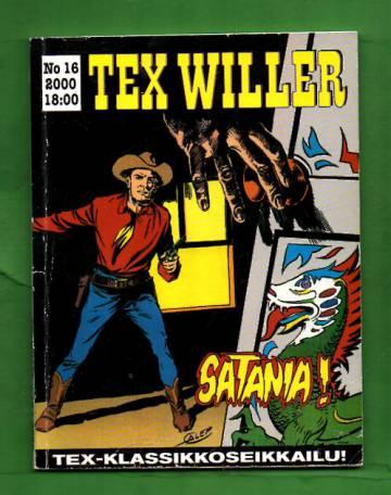 Tex Willer 16/00