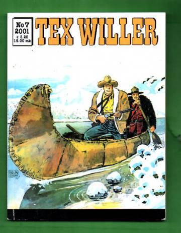 Tex Willer 7/01