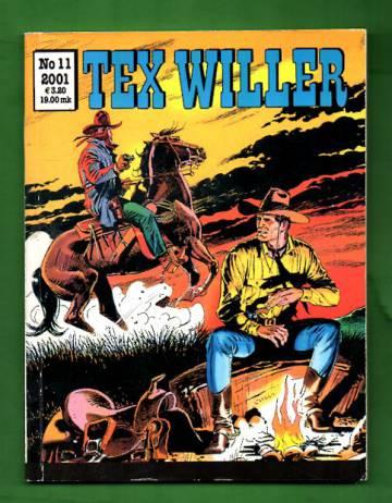 Tex Willer 11/01