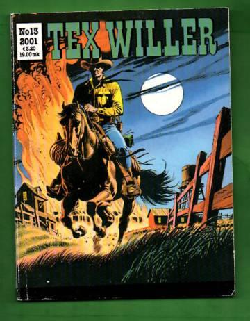 Tex Willer 13/01