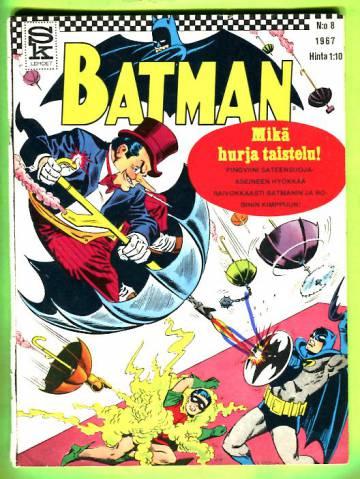 Batman - Lepakkomies 8/67