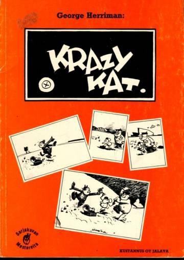 Sarjakuvan Mestareita 1 - Krazy Kat