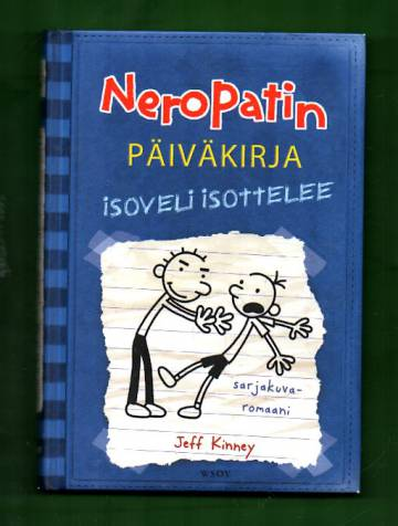 Neropatin päiväkirja 2 - Isoveli isottelee: Greg Heffleyn julkaisu