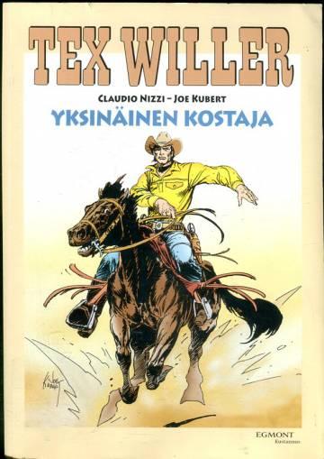 Tex Willer -suuralbumi 29 - Yksinäinen kostaja