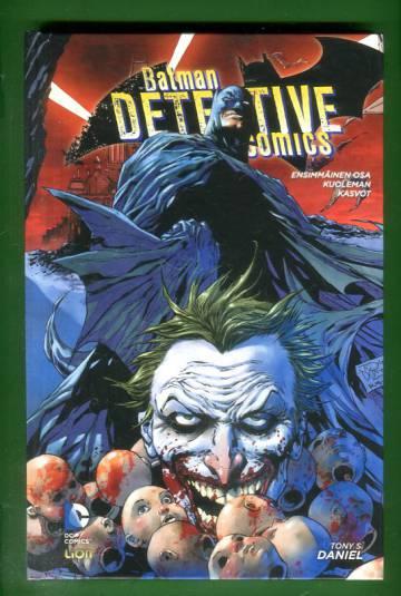 Batman: Detective comics 1 - Kuoleman kasvot
