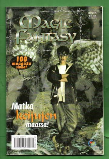 Magic Fantasy 3 - Kesähämärän maa