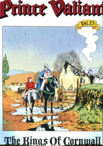 Prince Valiant Vol. 23: The Kings of Cornwall
