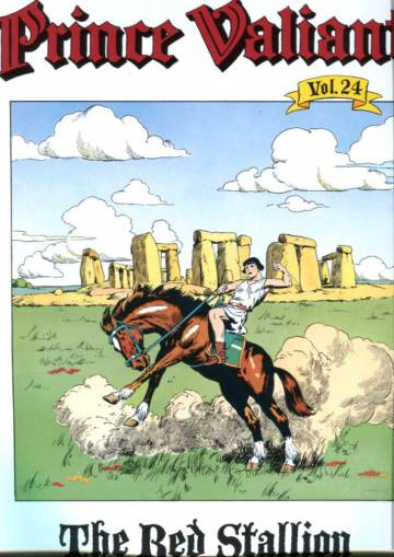 Prince Valiant Vol. 24: The Red Stallion