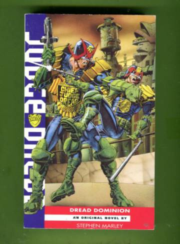 Judge Dredd - Dread Dominion