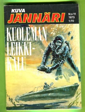 Kuvajännäri 11/73 - Kuoleman leikkikalu
