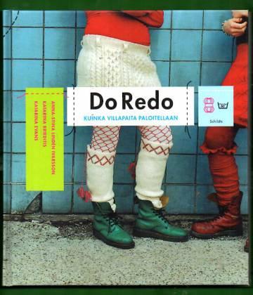 Do Redo - Kuinka villapaita paloitellaan