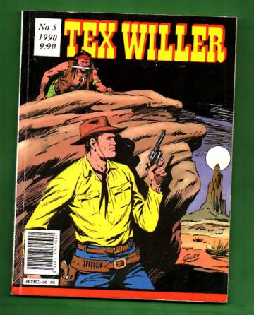 Tex Willer 5/90
