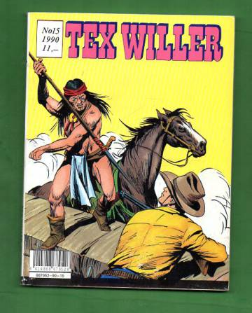Tex Willer 15/90