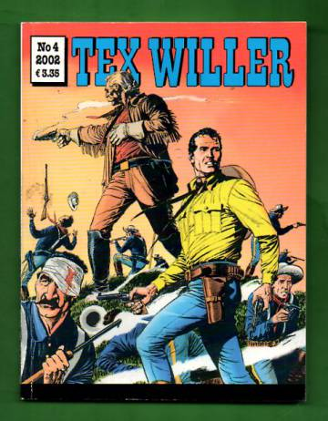 Tex Willer 4/02