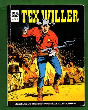 Tex Willer 16/07