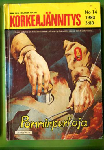 Korkeajännitys 14/80 - Pomminpurkaja