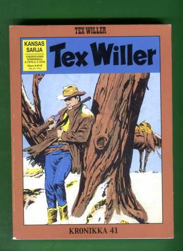 Tex Willer -kronikka 41 - Trapperi & Nuolijuoksu