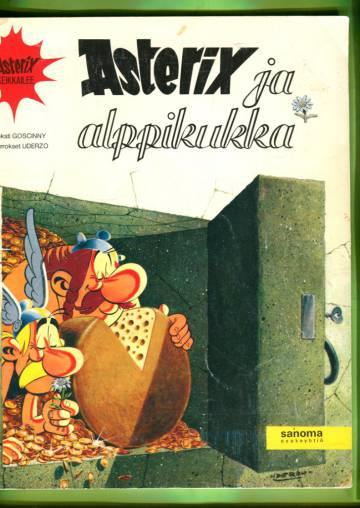 Asterix 13 - Asterix ja alppikukka