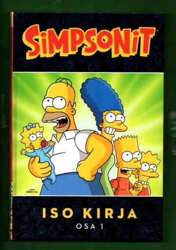 Simpsonit iso kirja osa 1