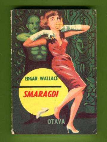 Smaragdi - Salapoliisiromaani