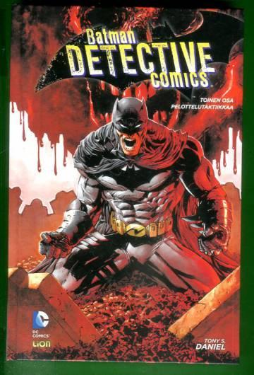 Batman: Detective Comics 2 - Pelottelutaktiikkaa