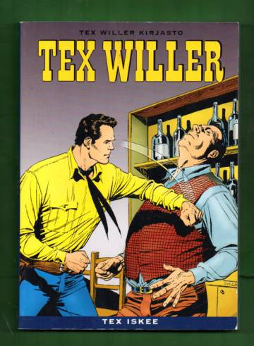 Tex Willer -kirjasto 14 - Tex iskee