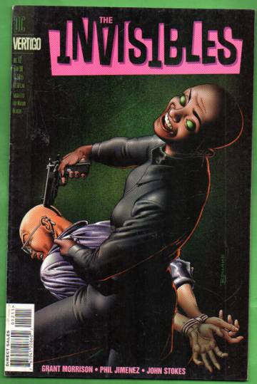 The Invisibles Vol 2  #12 / Jan 98