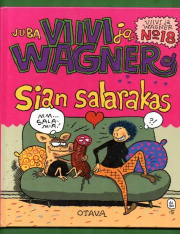 Viivi ja Wagner 18 - Sian salarakas