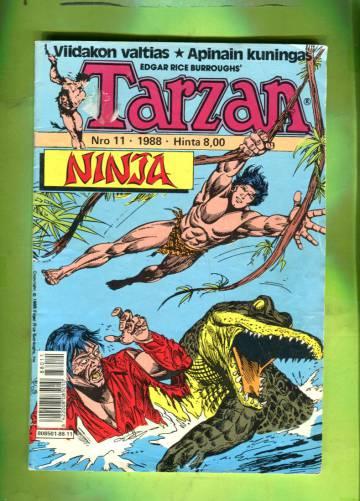 Tarzan 11/88