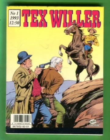 Tex Willer 1/93