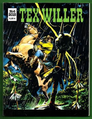 Tex Willer 6/15