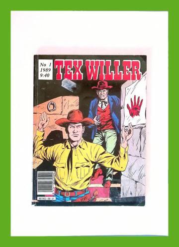 Tex Willer 1/89