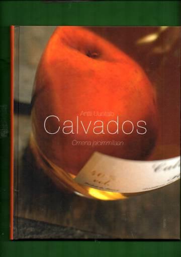 Calvados - Omena jaloimmillaan
