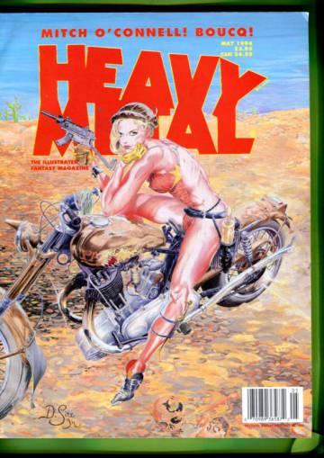 Heavy Metal Vol. 18 #2 May 94
