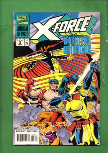X-Force Annual Vol. 1 #3 94