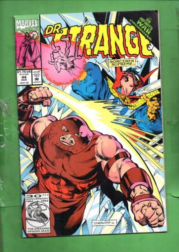 Doctor Strange, Sorcerer Supreme Vol. 1 #44 Aug 92