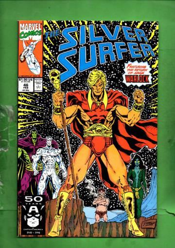 Silver Surfer Vol. 3 #46 Feb 91