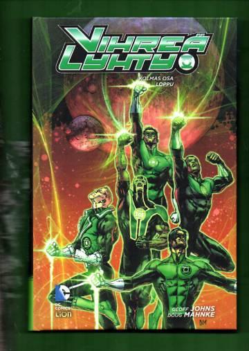 Vihreä Lyhty 3 - Loppu