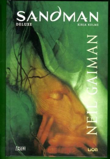 Sandman - Deluxe: Kirja 3 - Unten ihmemaa