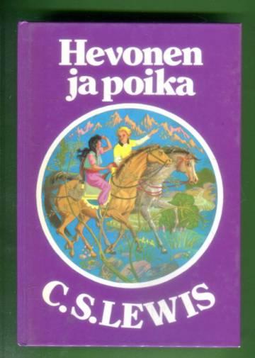 Hevonen ja poika - Narnia-sarjan viides kirja