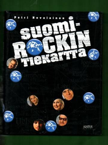 Suomi-rockin tiekartta