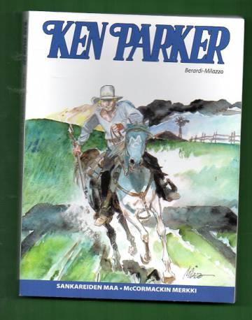 Ken Parker - Sankareiden maa & McCormackin merkki